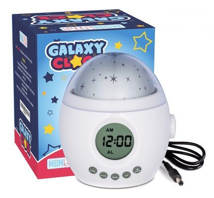 Galaxy clock sound machine