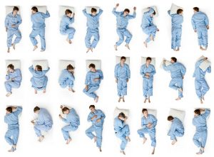which sleep position is best