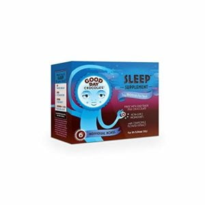 sleep chocolate melatonin