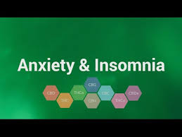 how to reduce insomnia due to aniety